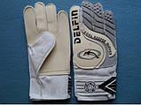 Перчатки вратарские Delfin Sport, размеры: 5, 6, 7, 8, 9, фото 2