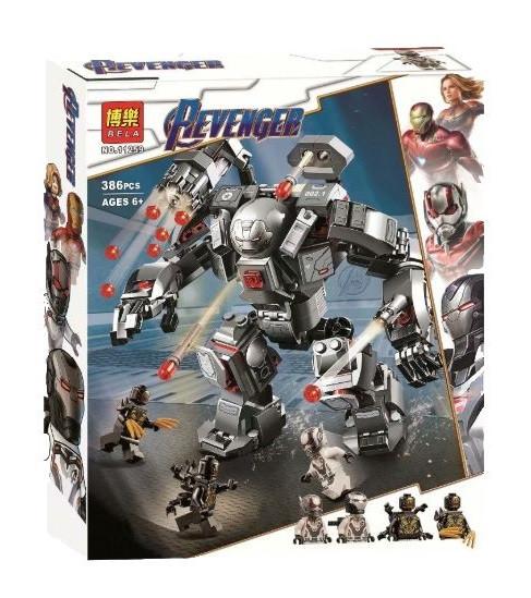 Конструктор Bela 11259Воитель. Мстители (Аналог Lego Marvel Super Heroes 76124)