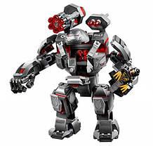 Конструктор Bela 11259Воитель. Мстители (Аналог Lego Marvel Super Heroes 76124), фото 3