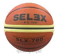 М'яч баскетбольний Selex №7