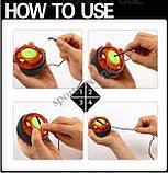 Эспандер кистевой Power ball (повербол), разн. цвета, фото 6