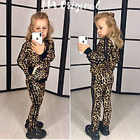 Детский спортивный костюм / дабл-вискоза / Украина 7-1-173