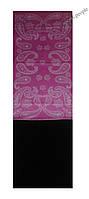 Бафф (Buff)/бандана, с флисом, абстракция (розовый фон)., фото 1