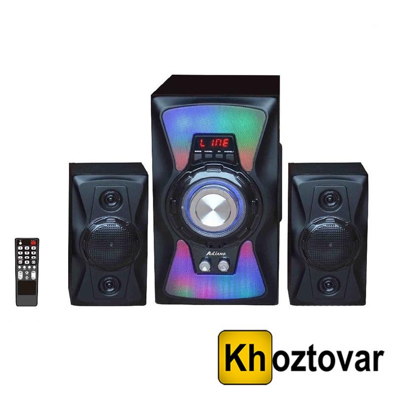 Акустическая система Ailiang UF-DC618H-DT/2,1 | USB/SD/FM/Bluetooth
