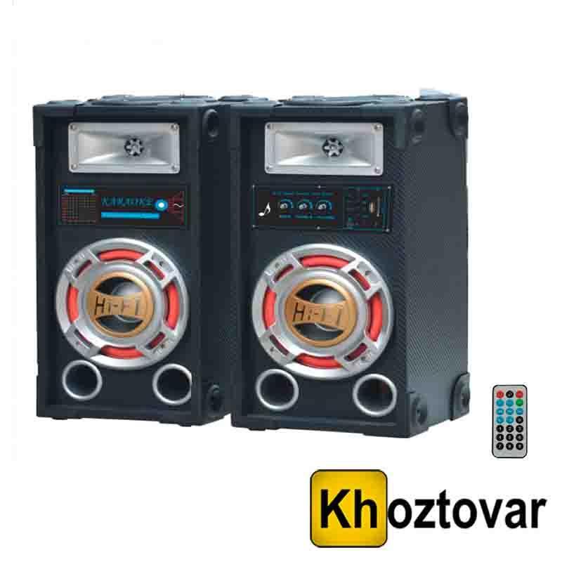 Акустическая система Ailiang USBFM-605K-DT