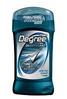 Degree Men Time released Arctic edge дезодорант твердый 85г из США