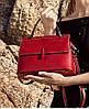 Женская сумка из натуральной кожи КейсиРед