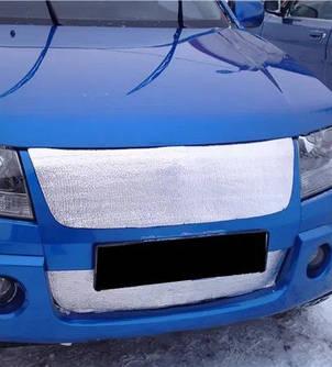 Зимние утеплители радиатора и капота