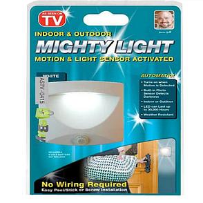 Светильник с датчиком движения Mighty Light Night Lights, фото 2