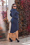 Платье / ангора меланж / Украина 15-589-1, фото 9