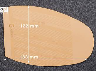 Подметка резиновая XA002 CITY MICHELIN (Франция), р.45-47, цв. бежевый (honey)