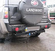 Фаркоп на Ladwind X6 (c 2005 --)