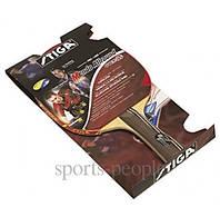 Ракетка для настольного тенниса/пинг-понга Stiga Mendo Allround 5*