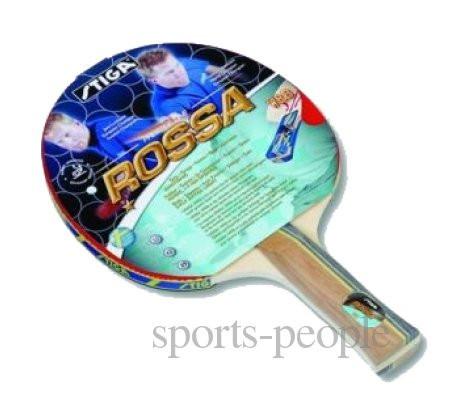 Ракетка для настольного тенниса/пинг-понга Stiga Rossa 1*