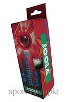 Мячи для настольного тенниса Joola Standard 2*, 40 mm, (3 шт.), фото 1