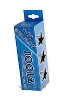Мячи для настольного тенниса Joola Select 3*, 40 mm, (3 шт.), фото 1