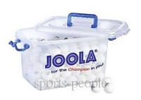 Мячи для настольного тенниса Joola 40 mm, 144 шт., в коробке.