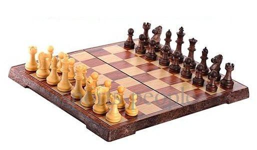 Шахматы магнитные MS 3520, 32,5*19*5 см