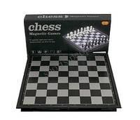 Шахматы магнитные MS 98601, 25*13*4 см, фото 1