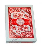 Карты игральные №976 для покера, 1 колода, 54 карты, фото 1