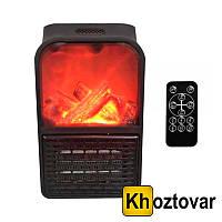 Камин обогреватель с пультом Flame Heater