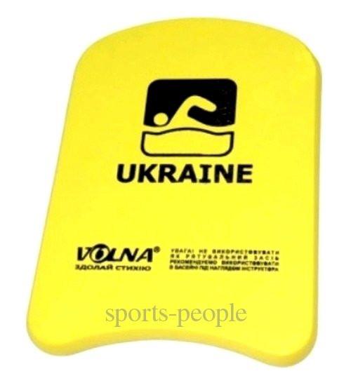 Доска для плавания Volna Kickboard-2