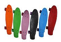 Пенни борд/Penny Board Original 22, колеса PVC, разн. цвета., фото 1