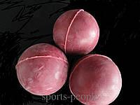 Мяч метания, окружность 20 см, Ø 6.4 см, вес 180 г, разн. цвета, фото 1