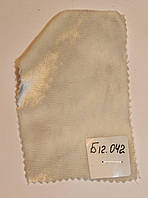 Бархат на шелке № Б 12.042, молочный, очень тонкий