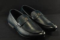 Стильные мужские кожаные туфли т.м. Мида , фото 1