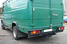 Фаркоп на Mercedes-Benz 714D (1989-1996) REX