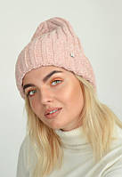 Ніжна жіноча шапка