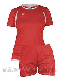 Волейбольная форма Prima Titar женская красный