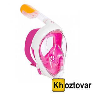 Маска для подводного плавания Snorkeling Mask | Новая версия