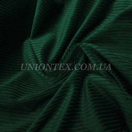 Ткань вельвет костюмно-плательный бутылка, ширина 150см, фото 2