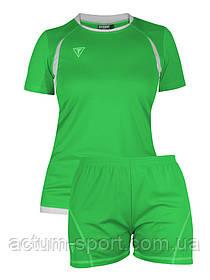 Волейбольная форма Prima Titar женская зеленый