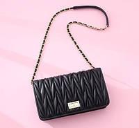 Женская сумка из натуральной кожи Миу, фото 1