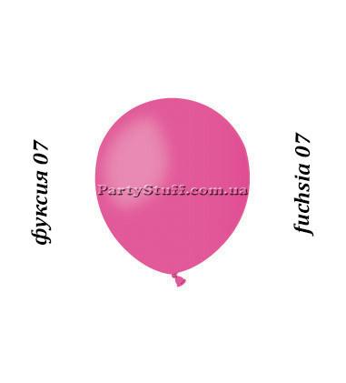 Воздушные шары Gemar АМ50 Фуксия пастель