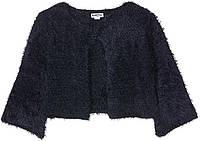 Кардиган міні для дівчинки Mek 193MIHC004 синій 140-170, фото 1