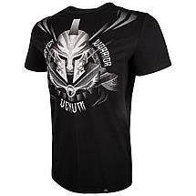 Футболка Venum Gladiator 3.0 T-shirt Black White, фото 2