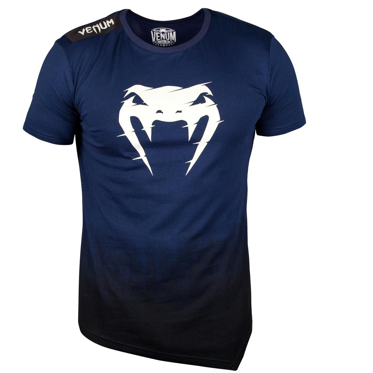 Футболка Venum Interference 2.0 T-shirt Blue