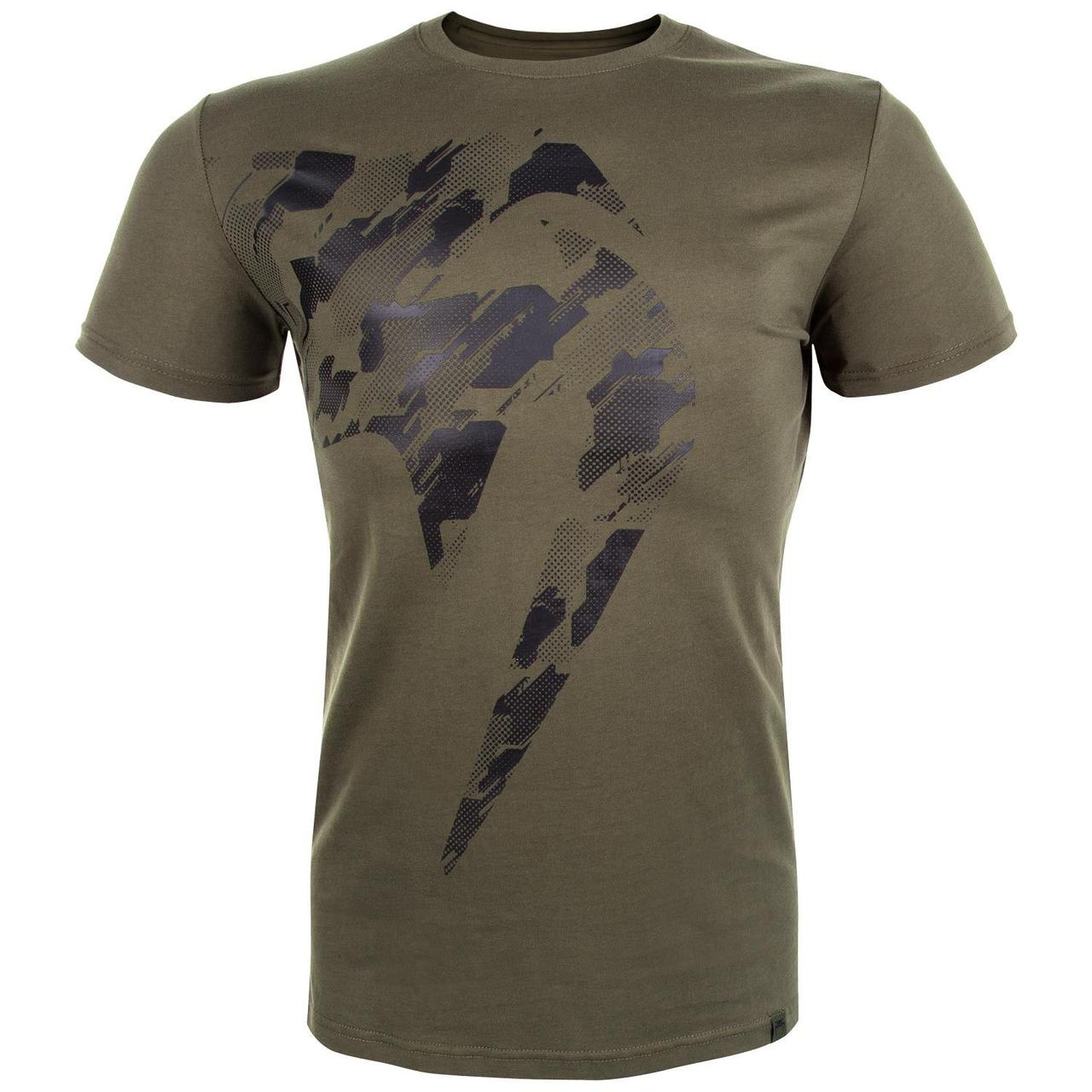 Футболка Venum Tecmo Giant T-Shirt Khaki