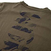 Футболка Venum Tecmo Giant T-Shirt Khaki, фото 2