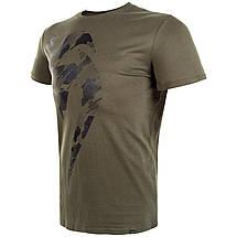 Футболка Venum Tecmo Giant T-Shirt Khaki, фото 3