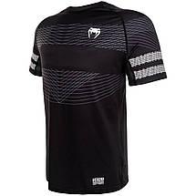 Футболка Venum Club 182 Dry Tech T-shirt Black, фото 2