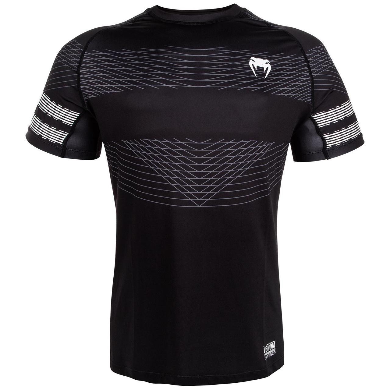Футболка Venum Club 182 Dry Tech T-shirt Black
