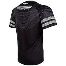 Футболка Venum Club 182 Dry Tech T-shirt Black, фото 3