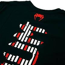 Футболка Venum Fight Your Limits T Shirt Black, фото 3