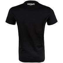 Футболка Venum Dragons Flight T-shirt Black White, фото 3