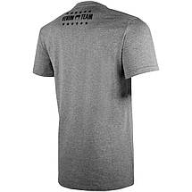 Футболка Venum Boxing Origins T-shirt Grey, фото 3